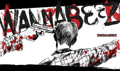 Poster orizzontale Wannabeez, un progetto Cicciotun