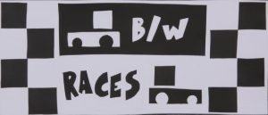 Logo B/W Races, un progetto Cicciotun